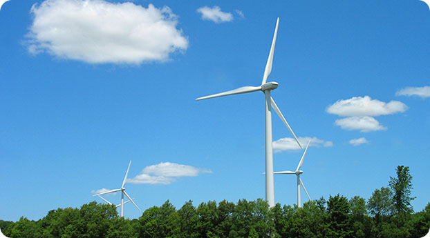 Photo of 3 windmills